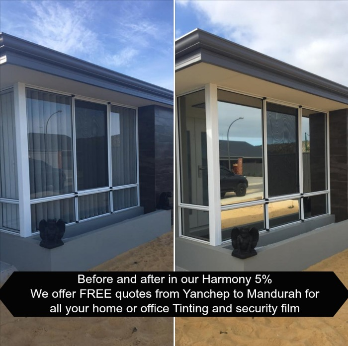 Reflective Home Window Tinting